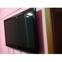 Tv Plasma 42-lg Usada Funcionando Perfeitamente