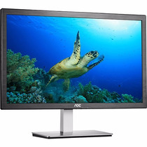 Monitor Aoc Led Lcd 21,5 Full Hd Widescreen Rgb/dvi I2276 Wv