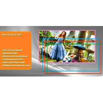 Protetor Para Tv Led Ou Lcd De 21 A 84 Preço Aparti R$129,00