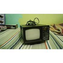 Tv Portatil 5polegadas Com Radio Am/fm - International