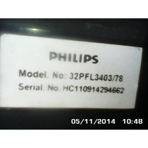 Placas Do Tv Lcd Philips 32pfl3403/78