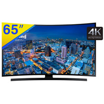 Smart Tv Led Curva 65 Samsung Ultra Hd/4k - 65ju6700