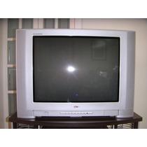 Tv Lg 29 Flatron Tela Plana Com Controle Remoto E Manual