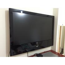 Tv Lcd Full-hd Lg 42 (42lg60fr), Tela Plana, Usada, 110v