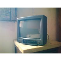 Mini Tv Cce 7 Polegadas Com Controle Remoto