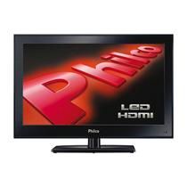 Tv Led 24 Hd Ph24d21d Com Conversor Digital Entrad Bvolt