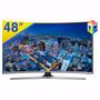 Smart Tv Led Samsung Full Hd Tela Curva