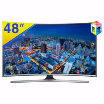Smart Tv Led Samsung Full Hd Tela Curva