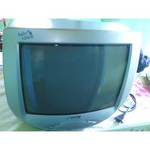 Tv Televisão Century Baby Vision Convencional C-1440b Comple