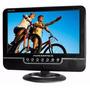 Tv Portátil Lcd 9 Powerpack Avtv-945 Tela Monitor