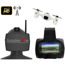 Óculos Eachine Goggles One 5 Inches 5.8g Full Hd Drone E Etc