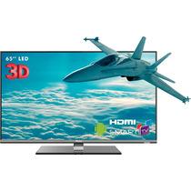 Televisão 3d Blacklight 65 Polegadas Philco 4k Led