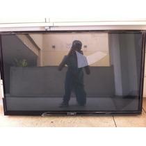 Tv 50 Plasma - Lg - Tela Quebrada