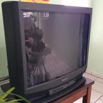 Tv Sony Trinitron 29 Polegadas Perfeito Estado!!