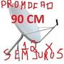 04 Antenas 90 Cm R$ 330.00 Completas. 12 X Sem Juros