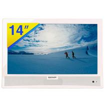 Tv Led 14 Semp Toshiba Hd - Epg, Conexões Hdmi E Usb