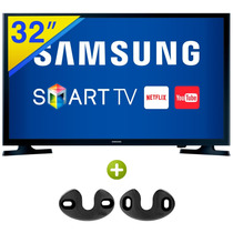 Smart Tv Slim Led 32 Samsung Hd + Suporte Parede Tv Ate 120