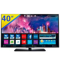Smart Tv Slim Led 40 Philips Full Hd - 40pfg5100