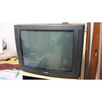 Tv Philips 25 Pol. Stereo C Subwoofer - Barato! Pfv Ler Td!