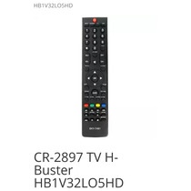 Controle Remoto Cr-2897 Tv H-buster Hb1v32lo5hd Sky-7481