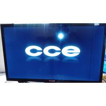 Tela (display)para Tv Cce Ln32g C/defeito (3 Riscos Na Tela)