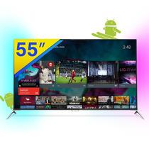 Smart Tv 3d Led 55 Philips 4k 960hz Hdmi Usb - 55pug7100