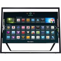 Smart Tv Led 3d 85 Samsung Série S9 4k Un85s9ag Revisado