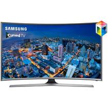 Smart Tv Led Samsung 32 Un32j6500 Tela Curva Full Hd Quad C