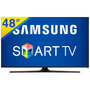 Smart Tv Led 48 Samsung Full Hd Wifi Hdmi Usb - 48j5300