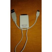 Receptor De Tv Digital Para Ipod Touch, Iphone, Ipad E New I