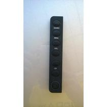 Placa Funções/ Botões Tv Un46d6500vg