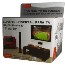 Suporte Universal Para Tv Led-lcd,plasma E 3d
