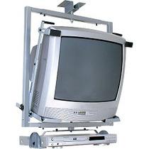 Suporte Teto Tv E Dvd Crt 14´ A 21´ Sbr2.1 Prata Brasforma