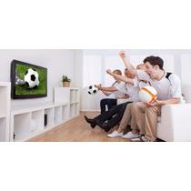 Suporte Tv Fixo Led E Smart Tv 42 46 48 50 52 55 Polegadas