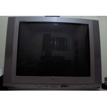 Tv Lg Cinemaster, 29 Polegadas, Plana, Com Controle!