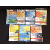 Tvs Lcd,coleção De Livros, Dicas De Defeitos,manutenção,etc.