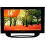 Tv Led 14 Cce Hd Conversor Digital 12v Para Carro Ln14g
