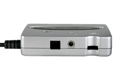 Uca202: Interface De Audio Usb U-control Uca 202 - Behringer