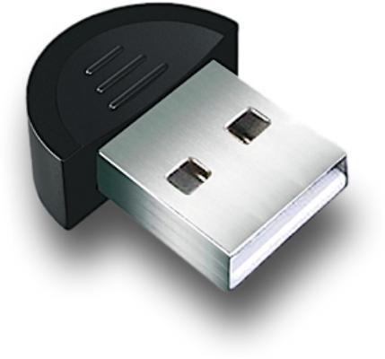 Ultra Mini Micro Adaptador Bluetooth 2.4ghz Usb 2.0 Novo