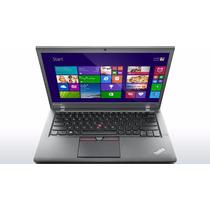 Lenovo T450 Core I7 5600u 8gb 1tb W8pro 14 1600x900 Zero Cx