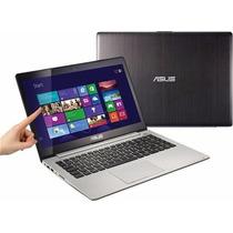 Ultrabook Touch Asus I5 4gb 500gb 24gb Ssd W8