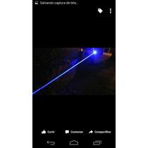 Diodo Laser Show Azul 2watts Acende Fosforo, Cnc Gravação