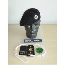Boina Britânica - Cadete Marinha - T60