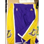 Calção Do Lakers (bermuda Shorts Short)