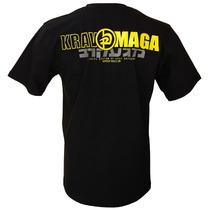 Camiseta Krav Maga Linha Riseup Tam. Gg
