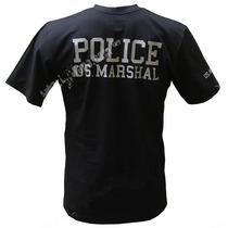 Camiseta Police U.s. Marshal Tam. M