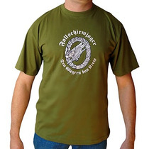 Camiseta Fallschirjager Paraquedistas