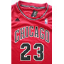 Camisa Regata De Basquete Nba Time Chicago Bulls Jordan 23