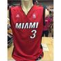 Camisa Basquete Nba Do Miami Heat Vermelha