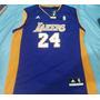 Camisa/camiseta Nba Basquete Lakers Roxa P, M, G E Xg = Gg